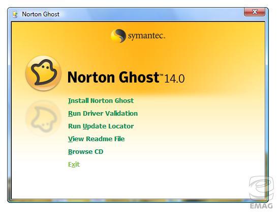 Norton ghost - скачать бесплатно norton ghost 15 0 0 35659.