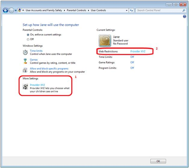 Обеспечивая защиту Windows 7: родительский контроль