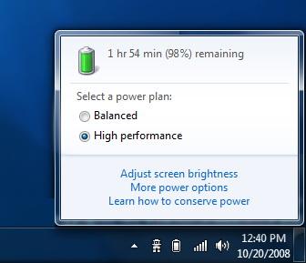 Обзор новых возможностей Windows 7