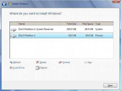 Как скачать и установить Windows 7 RC